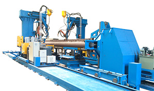 Robotic Submerged Arc Welding Systems