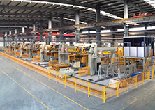 Intelligent Flexible Welding Line for the Hydraulic Bracket Linkage of Coal Mining Machinery