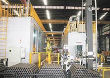 升降機標準節智能柔性焊接生產線