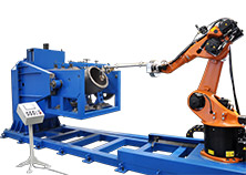 90°Elbow Inner Wall Surfacing Welding Machine