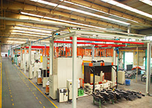 Robot Welding Line for Heavy Duty Axle