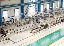 帶式輸送機托輥自動焊接生產線