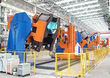 风电机架机器人焊接系统
