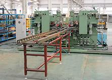 板式换热器双头缝焊生产线