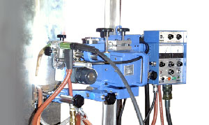 Electro Gas Welding Equipment