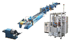 Special Automatic Resistance Welding Equipment and Lines