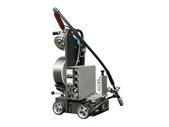 J03一体化设计气保焊车