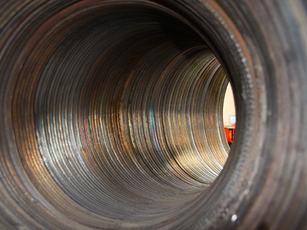 90°弯管内壁堆焊机系列4