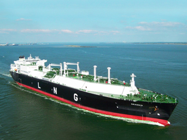 薄膜型LNG船用焊接系列产品