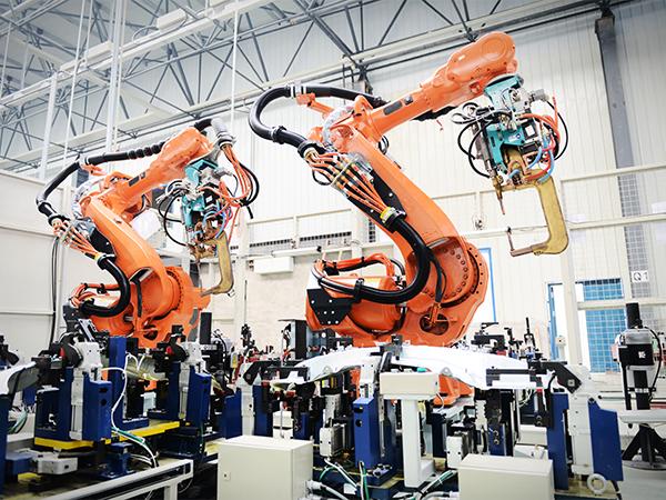 阻焊机器人系统及生产线