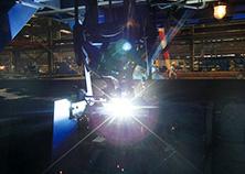 T型材双枪MAG高速焊接工艺方法