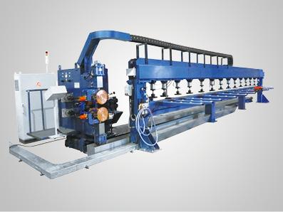 板式换热器单边缝焊设备
