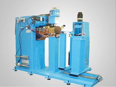 电阻片缝焊专机