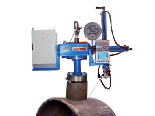 数控马鞍形焊接机