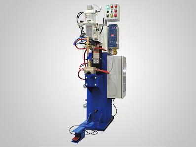 汽车涡轮总成与平衡块点焊设备