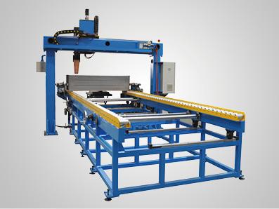 波纹油箱自动点焊设备