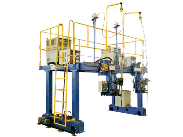 箱型梁电渣焊机系列