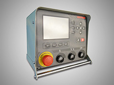 Digital controller for SAW head