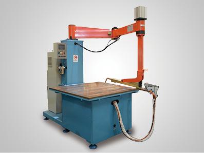 平台式多关节点焊接设备