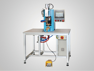 中频逆变直流台式点凸焊机