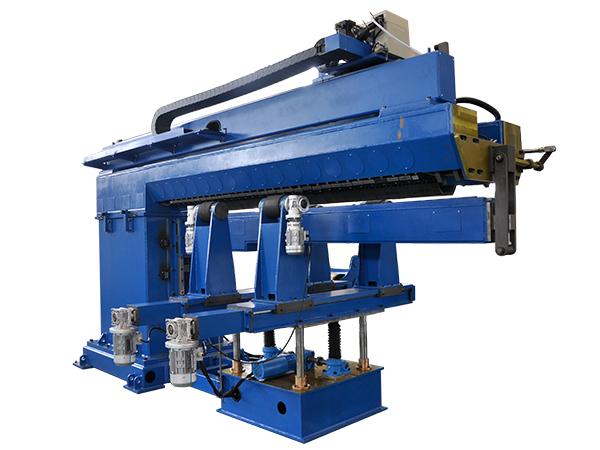 DP-TIG纵缝焊接系统