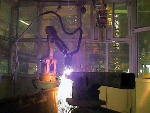 机器人切割系统