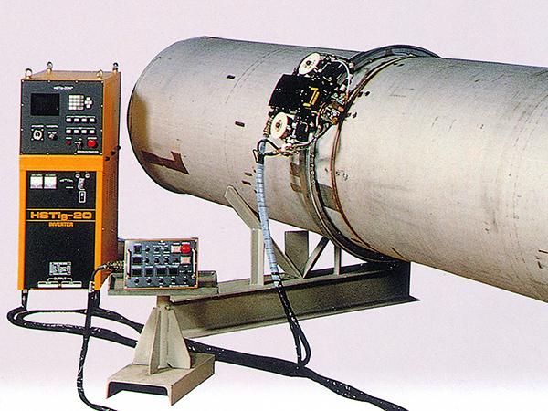 全位置大管径热丝TIG焊接系统