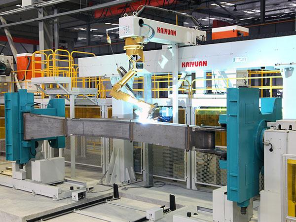 机器人智能焊接系统
