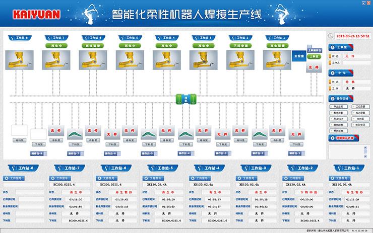 焊接制造管理信息系统