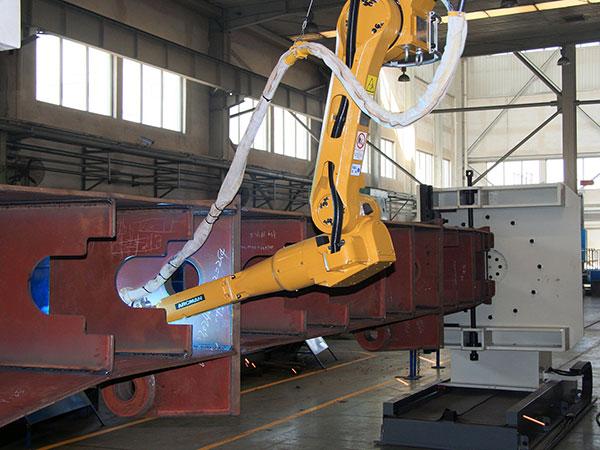 履带起重机-履带梁机器人焊接系统(单、双丝)