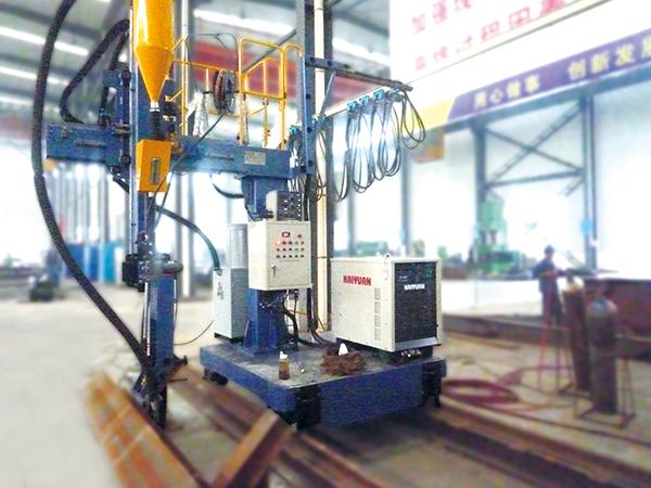 悬臂式埋弧焊机系列