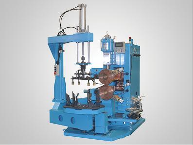 汽车油箱仿形环缝焊接设备