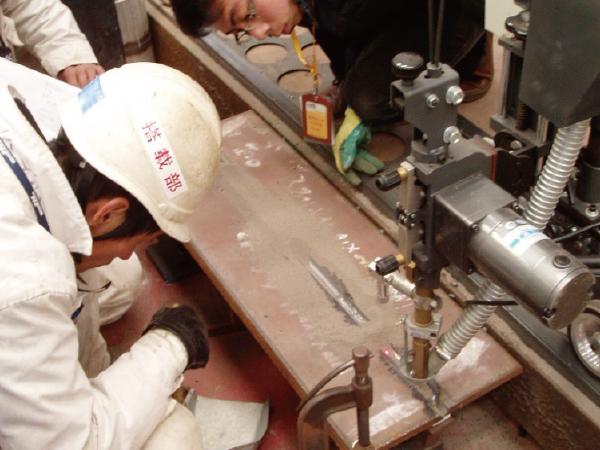 埋弧焊车2