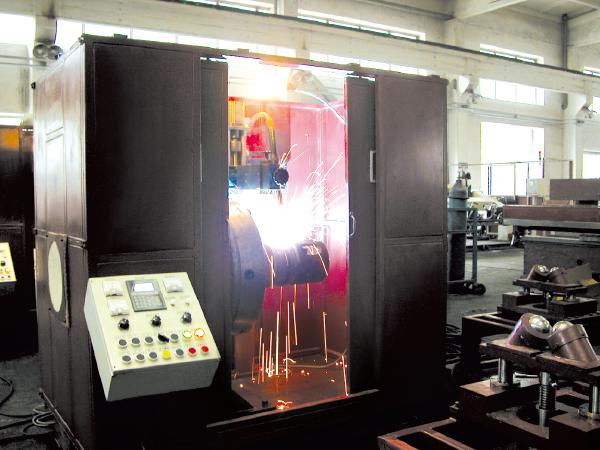 耐磨杆堆焊设备
