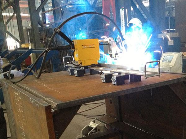 MICROBO-箱型柱焊接