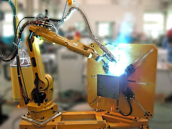 核芯机器人焊接系统