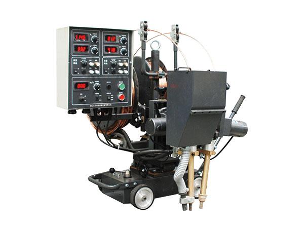 M型双电源双丝埋弧焊车系列
