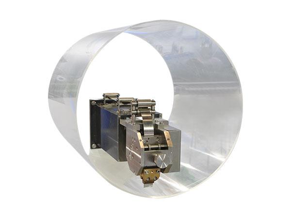 小型带极堆焊机头