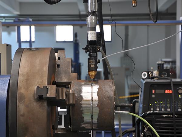 PAW环缝等离子焊接系统