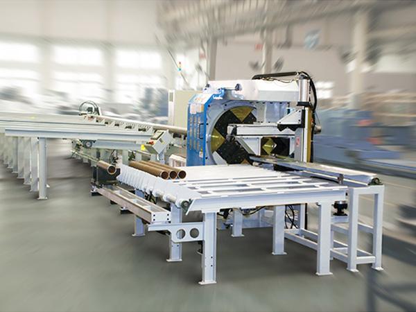 机械式管道定长切割机