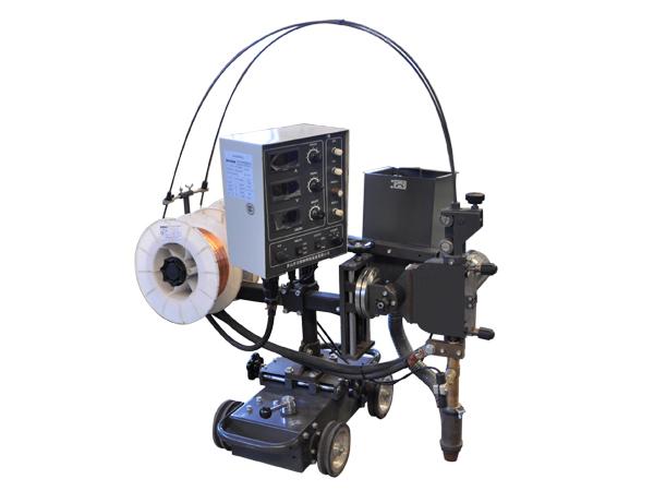 N型单电源双丝埋弧焊车