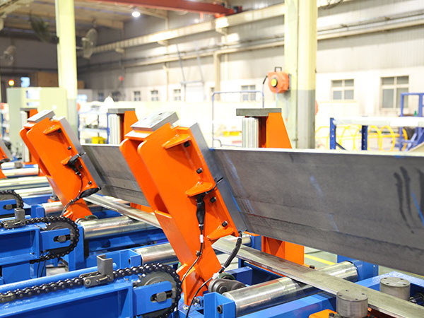 T型材自动焊接生产线