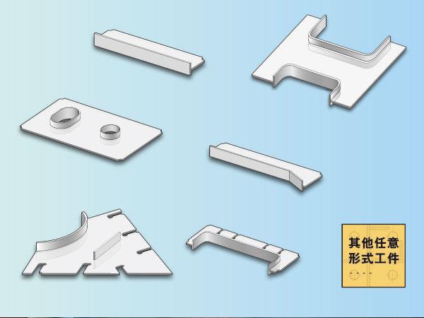 小部件机器人智能焊接系统