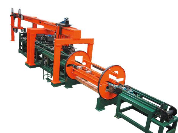枕横梁自动焊接生产线