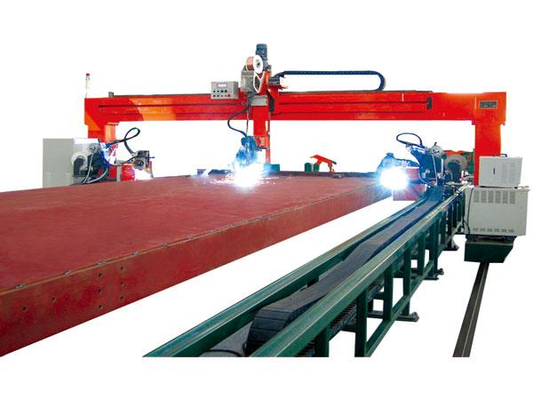 底架自动焊接生产线