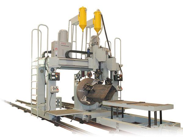 箱型梁自动焊接机