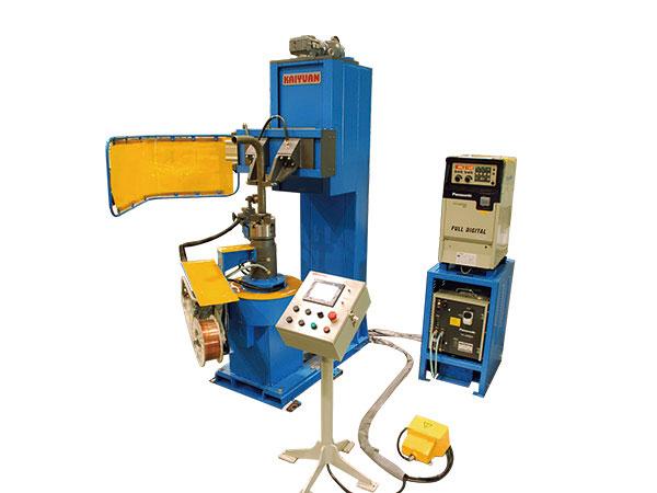 液压管法兰自动焊接机