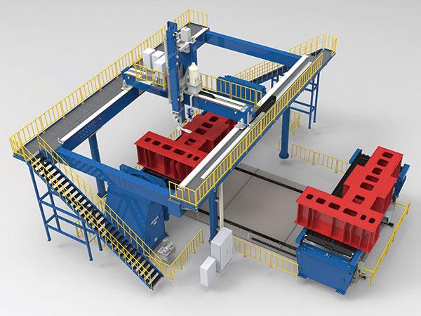 大型结构件智能焊接系统