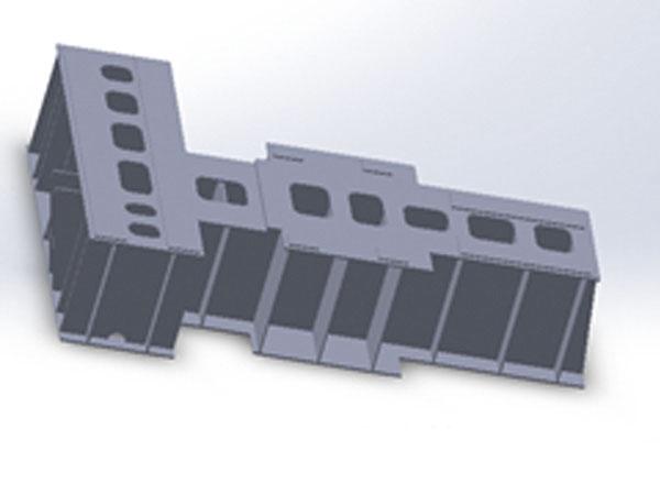 大型结构件机器人智能焊接系统