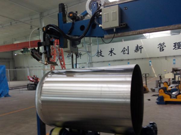 DP-TIG环缝焊接系统
